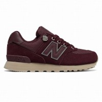 Кроссовки New Balance ML574PKS Outdoor Activist Burgundy  Оригинальные